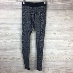 Nike | Polka Dot Full Length Workout Leggings